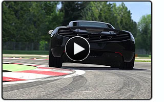McLaren MP4-12C Assetto Corsa