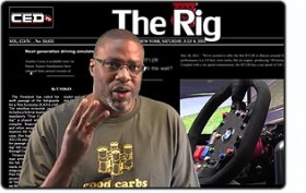 The Rig episode 3 Sim Racing Hardwar