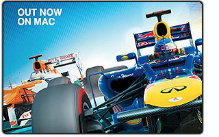 F1 2013 Mac version