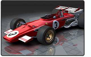 Ferrari 312B Boreks and friends