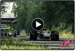 Assetto Corsa Multiplayer out