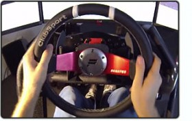Fanatec Drift Wheel