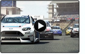 GRID-Autosport in-game footage
