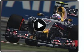 F1 2014 Austrian Red Bull Ring