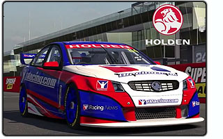 Holden VF Commodore V8 Supercar