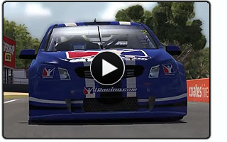 iRacing Holden VF Commodore