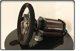 SimXperience AccuForce Wheel