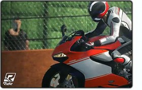 Ride Ducati 1199 Panigale Superlegerra
