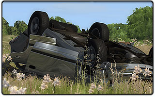 BeamNG Drive Crash