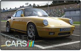 Project CARS Yellow Bird