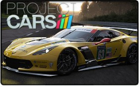 Project CARS Corvette C7R GTE
