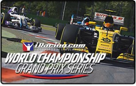 iRacing World Championship GP Series