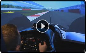 Strakka Racing Simulator