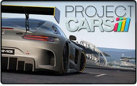Project CARS VR Vive