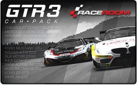 RaceRoom GT3 Pack and Hotfix