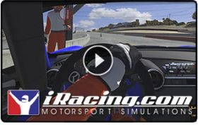 iRacing - New Driver Hand Animations