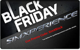 SimXperience Black Friday