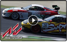 Assetto Corsa Toyota Supra Time Attack