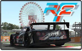 Nissan GT500 Released rFactor 2