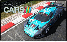 Project CARS Maserati MC12 GT1