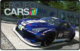 Project CARS Nissan GT-R Nismo GT1