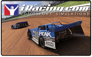 iRacing Dirt Cuchion
