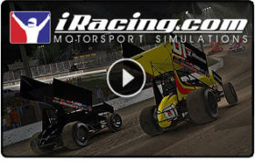 ISRTV First Look at iRacing Dirt
