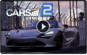 Project CARS 2 McLaren 720S Tease