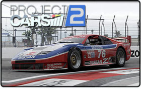 Project CARS 2 Nissan IMSA