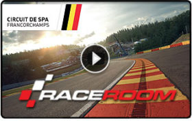 R3E BMW Z4 at Spa-Francorchamps