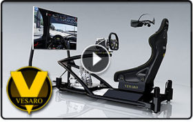 Vesaro Commercial VR Stage 1 Motion Sim