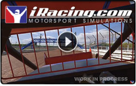 iRacing VR Dirt Sprintcar