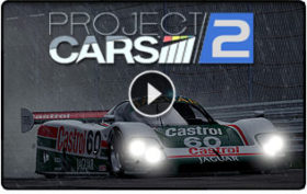 Project CARS 2 Jaguar XJR-9