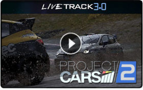Project CARS 2 Livetrack