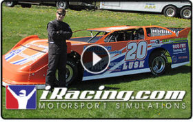 iRacing Joe Lusk