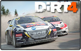 Dirt 4 Peripherals