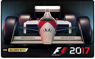 Codemasters F1 2017 Trailer - The Classics Return
