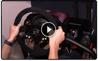 ISRTV Sparco and Thrustmaster at E3