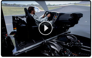 McLaren Applied Technologies Vehicle Dynamics Simulator