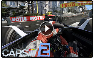 More Project Cars 2 VR footage