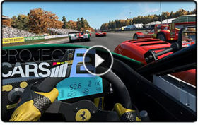 Project CARS 2 Video Mania