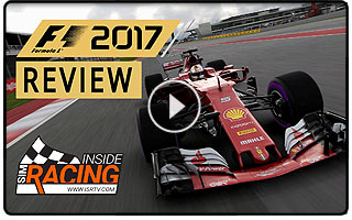 F1 2017 review by ISRTV