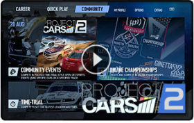 Project CARS 2 Dev Stream 3