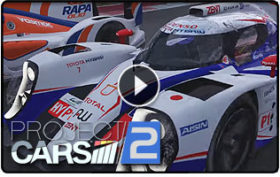 Project CARS 2 Gamescom Trailer