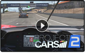 Project CARS 2 Scuderia Corsa