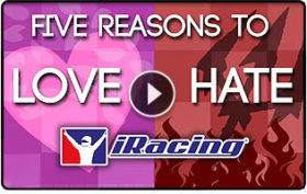 iRacing Love or Hate