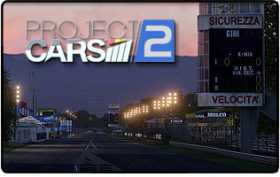 Project CARS 2 Monza 1967 Previews
