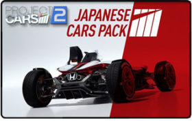 Project CARS 2 - Japanese Car Pack DLC