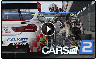 Project CARS 2 Pitstops