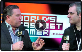 Team VVV Zak Brown interview